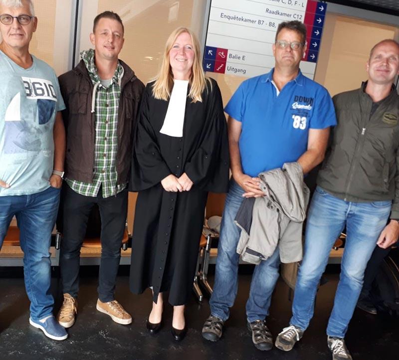 FNV Waterbouw wint ook in hoger beroep wachtgeldzaak tegen Van Oord