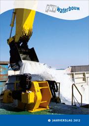 FNV Waterbouw jaarverslag 2012