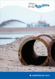 FNV Waterbouw jaarverslag 2014