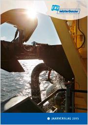 Afbeelding van het Jaarverslag 2015 van FNV Waterbouw